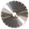 Диск алмазный G/M ф350х32/50/60 мм, сегментированый, мокрый рез