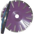Диск алмазный GM/D ф125х22,2 мм, для лекальной резки камня