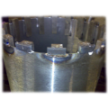 Восстановление алмазной коронки ф 010 мм, кольцом