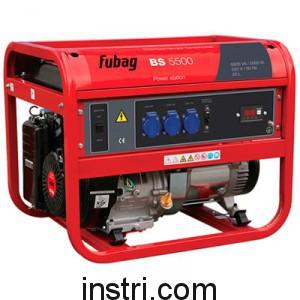 Бензиновый генератор Fubag BS5500