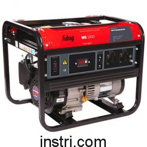 Бензиновый генератор Fubag MS 2400