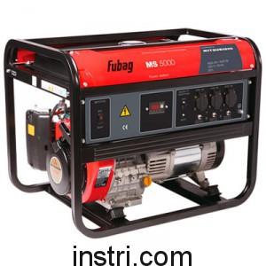 Бензиновый генератор Fubag MS 5000