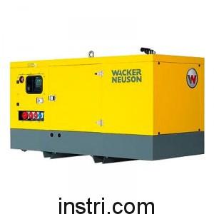 Дизельный генератор Wacker Neuson G66