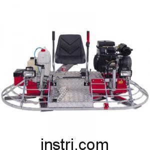 Двухроторная затирочная машина TIEPPO TLK-120-1 RUGGERINI (двигатель сбоку)