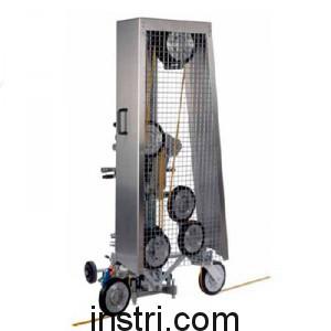 Гидравлическая канатная машина Tyrolit WCH14
