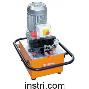 Гидравлический насос Edilgrappa CB700 L4 E