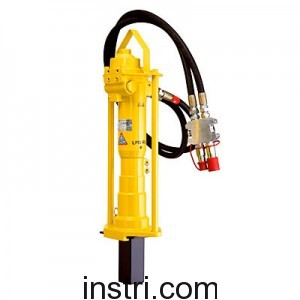 Молоток (копер) для забивки столбов Atlas Copco LPD-RV