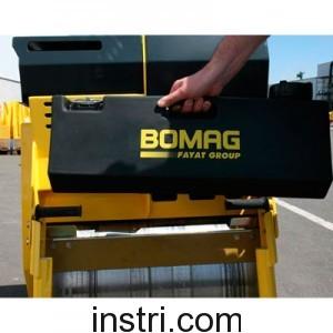 Виброкаток одновальцовый Bomag BW 71 E-2