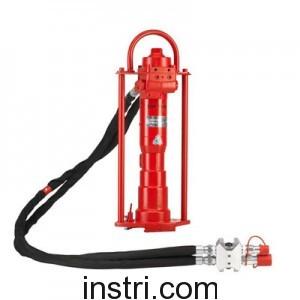 Гидравлический молоток (копер) для забивания столбов Chicago Pneumatic PDR75RV