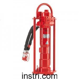 Гидравлический молоток (копер) для забивания столбов PDR75T