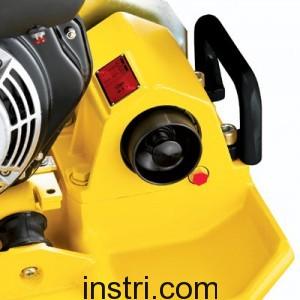 Виброплита дизельная Wacker Neuson DPS 1850H BASIC