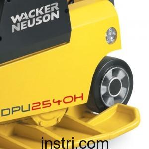 Виброплита реверсивная Wacker Neuson DPU 2560H