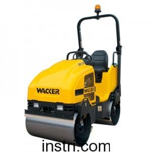 Виброкаток самоходный Wacker Neuson RD 16‑100 (с сиденьем для оператора)