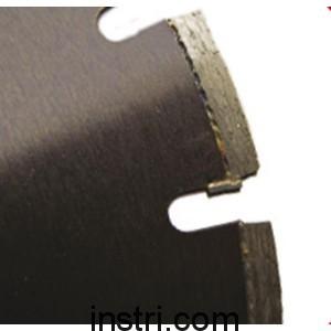 Диск алмазный AL по асфальту ф450х25,4 мм