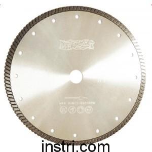 Диск алмазный B/L  ф230х22,2 мм, по бетону, турбированный