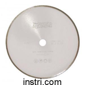 Диск алмазный CL по керамике ф180х22,2 мм, сплошная кромка