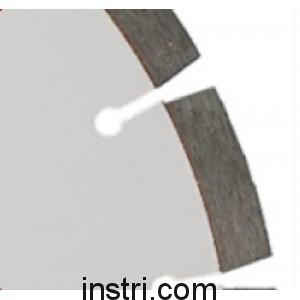 Диск алмазный FB/M ф180х22,2 мм, Армир. Бетон, сегментированный