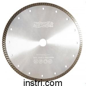 Диск алмазный FB/M  ф230х22,2 мм, турбированный
