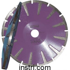 Диск алмазный GM/D ф180х22,2 мм, для лекальной резки камня