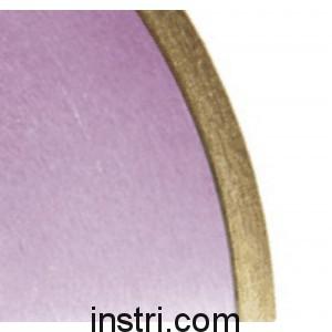 Диск алмазный G/S ф150х22,2 мм, сплошная кромка, сухой