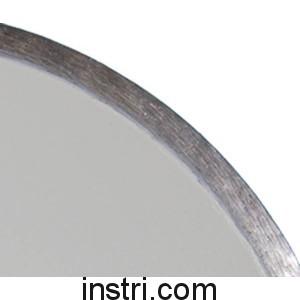 Диск алмазный M/L ф350х25,4/32 мм, сплошная кромка, сухой/мокрый рез