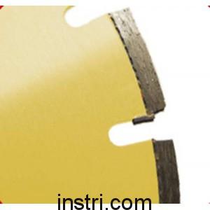 Диск алмазный по асфальту ф350х25,4 Yellow Line Asphalt